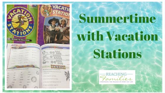 Vacation Station Studies