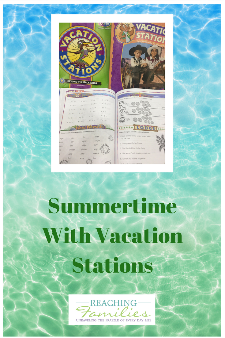 fun with vacation stations