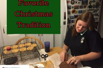 Favorite Christmas Tradition – Fun with Cookies