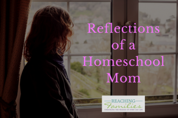 Veteran Homeschool Mom