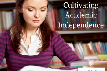 academic homeschool independence