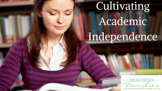 academic independence