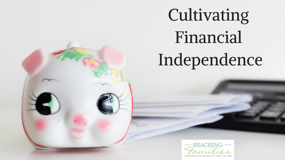 Financial Independence is Key