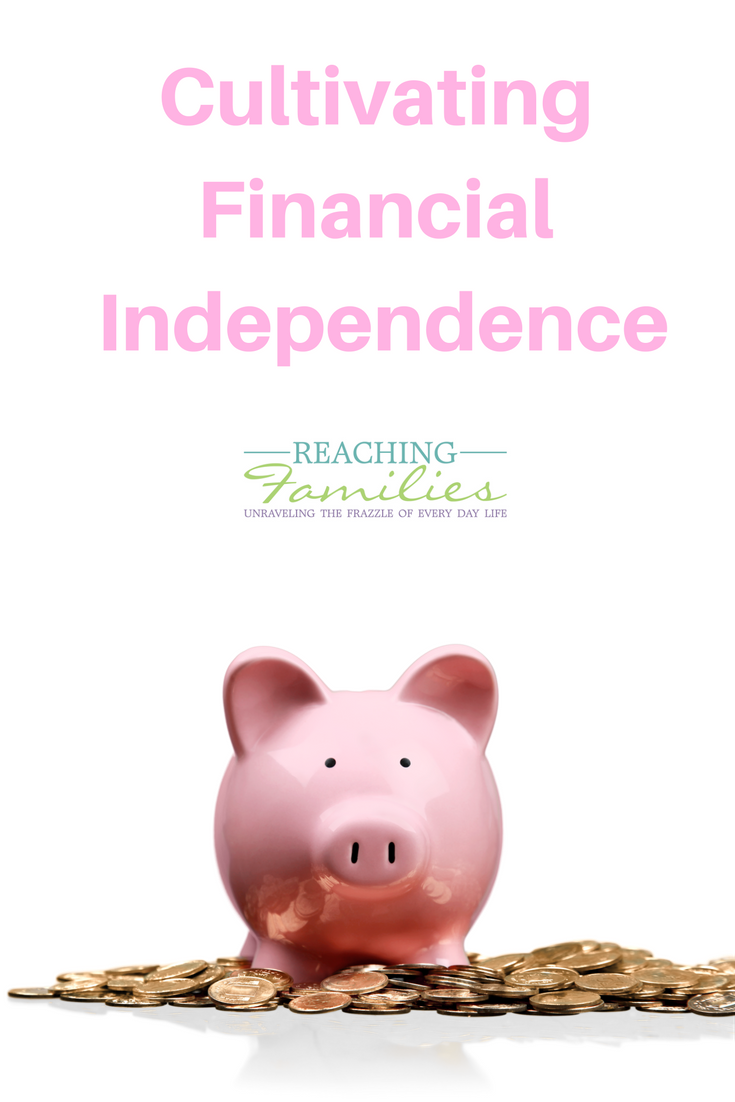 Cultivating Financial Independence