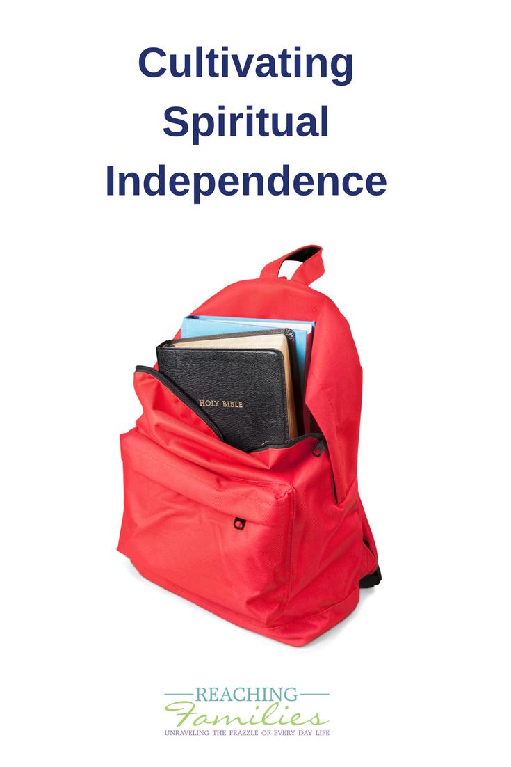 Spiritual Independence Teaching