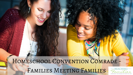 Homeschool-Convention-Families