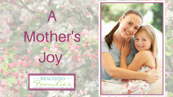 Mother's Joy blessing