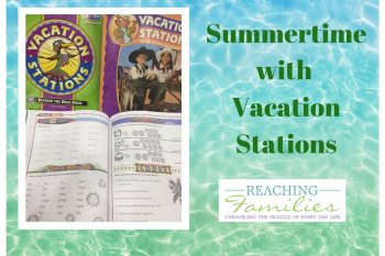 Vacation Stations in the summer