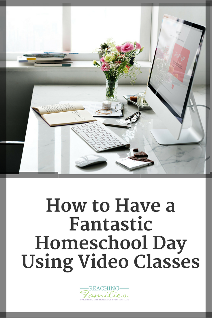 Homeschool Video Classes